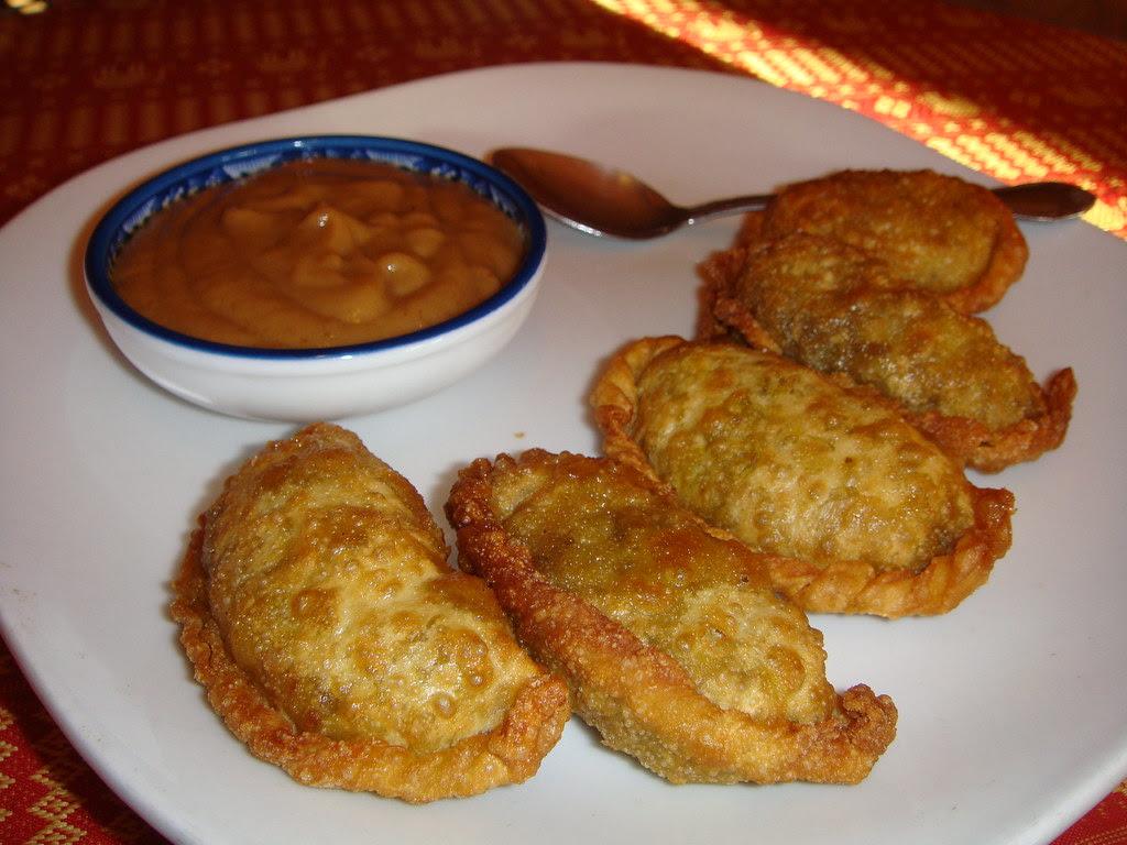 Curry Puffs