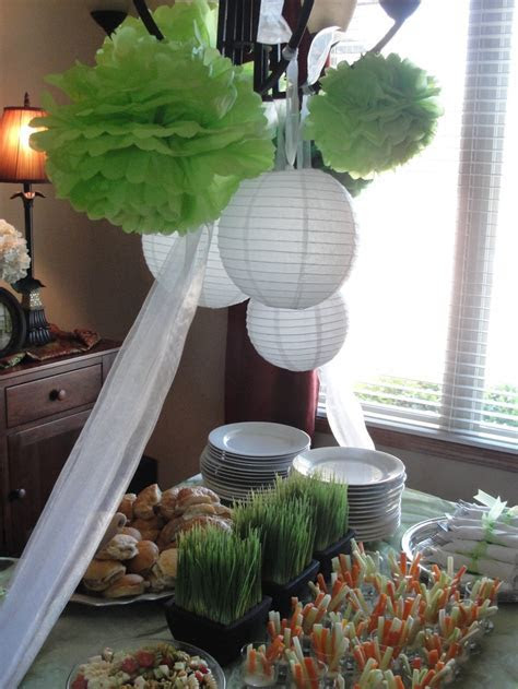 Bridal Shower Decorations   Wedding and Shower ideas