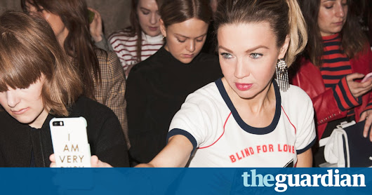 Fashion week job swap: could I become an Instagram star? | Fashion | The Guardian