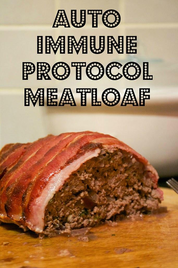 autoimmune protocol meatloaf