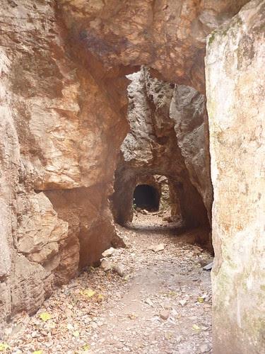 Antiguos tuneles