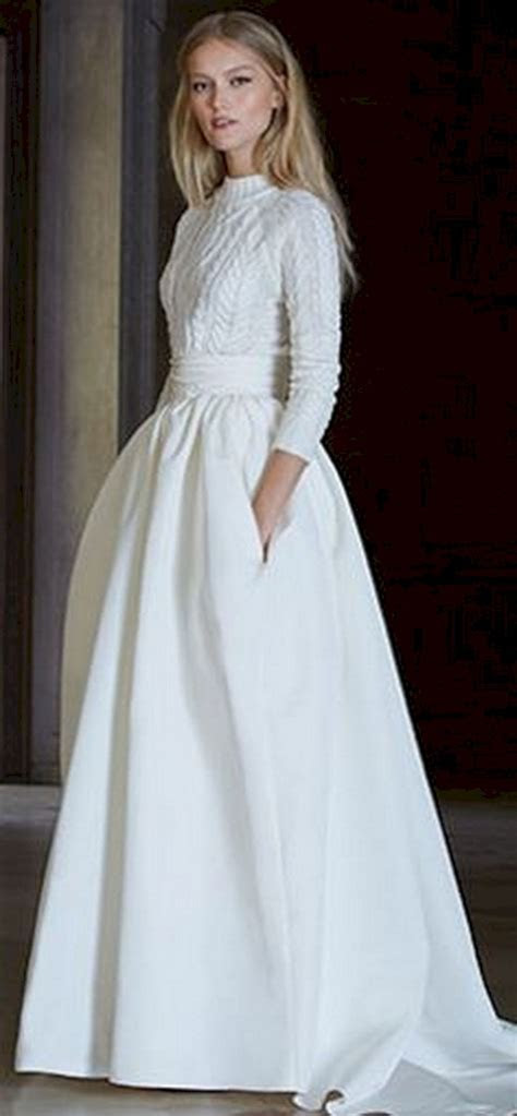 Winter Wedding Dresses Ideas ? OOSILE