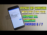 Bypass Frp Lock Google Account Semua Tipe Samsung Galaxy Android 5 / 6 / 7.1 Nougat