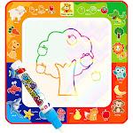 Children Education Magic Water Painting Board Magic Graffiti Color Painting Toys