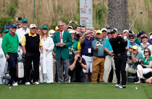 Augusta National limits field for Masters Par 3 Contest