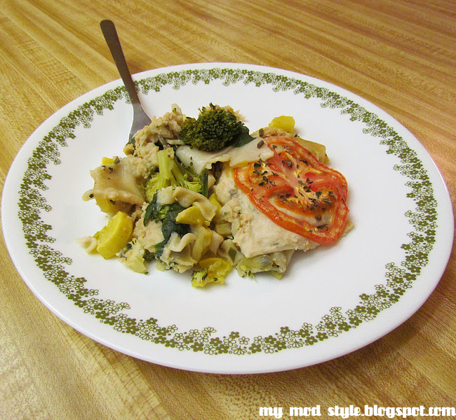 Whole Food Recipe - Veggie Bake