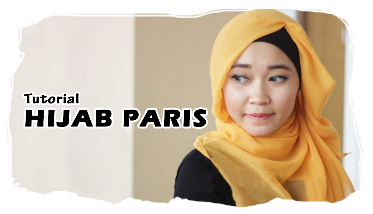 Tutorial Hijab Paris Page 1
