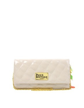 Image 1 of Paul s Boutique Quilted Logo Purse
