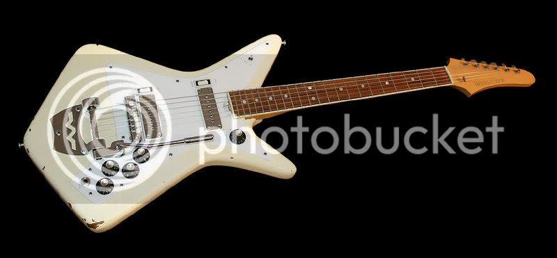 Wurlitzer Stereo Guitar