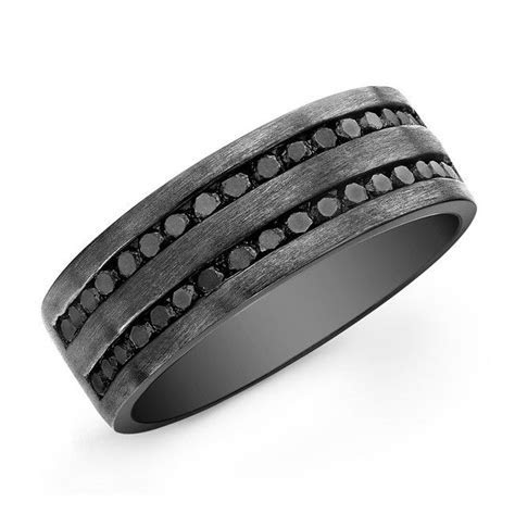 Best 25  Black Wedding Bands ideas only on Pinterest   3