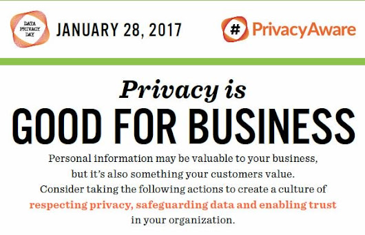 "NAID on Twitter: ""#DataPrivacyDay is this Saturday. Join the @NAIDInc conversation on being #PrivacyAware now >>  """