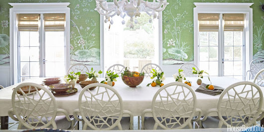 60 Best Spring Decorating Ideas - Spring Home Decor Inspiration