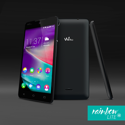 Wiko Rainbow Lite 4G: Update auf Version 16 bringt Stagefright Fix
