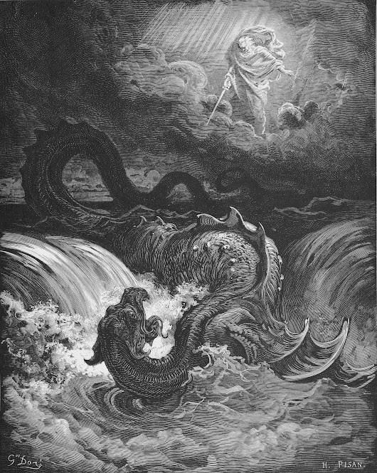 Gustave Doré – The Destruction of Leviathan – Analysis | CAU