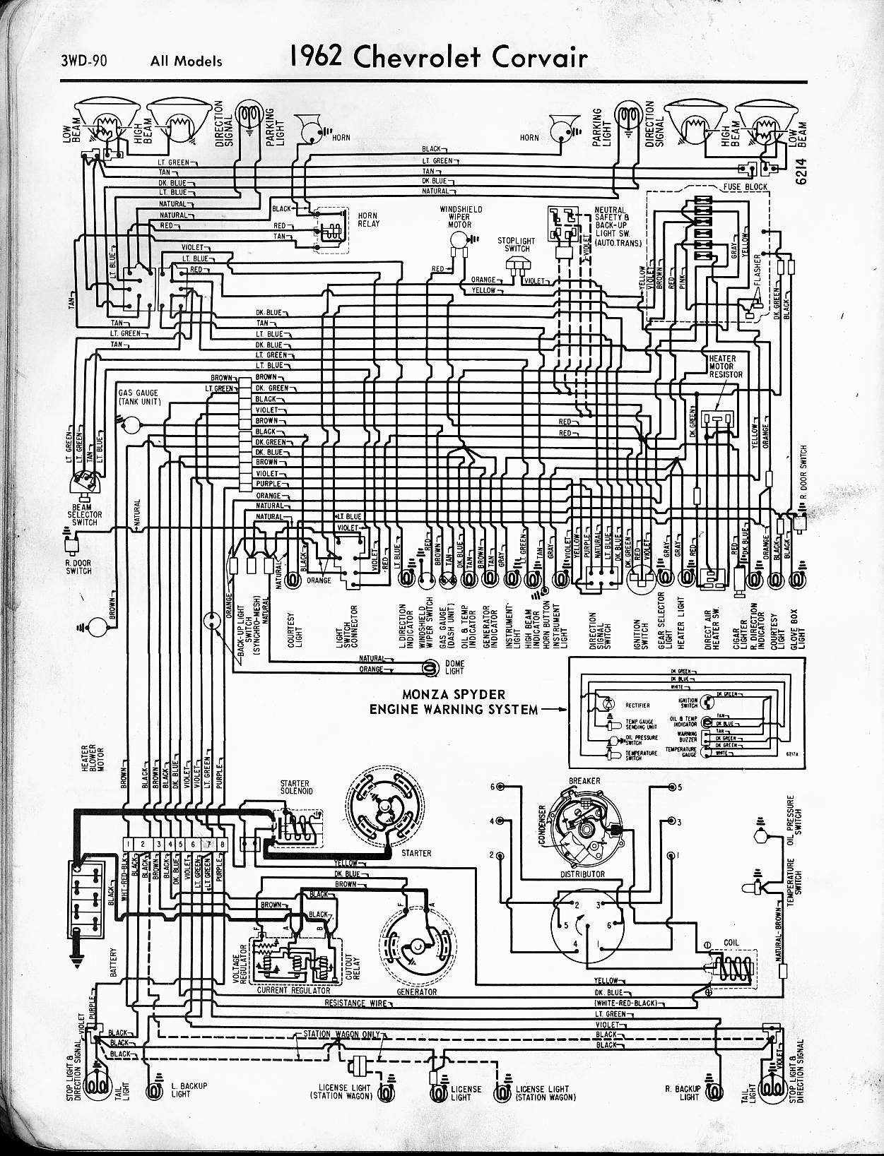 1957 chevrolet fuse box image 7