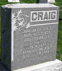 Laura Maria <i>Harris</i> Craig