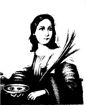 Imagem Santa Luzia