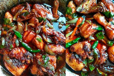 buat resepi ayam kicap berempah  pastinya