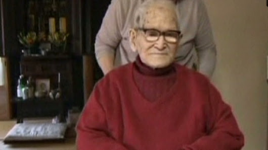 World's oldest person dies, aged 116, just days after rival 'supercentenarian'
