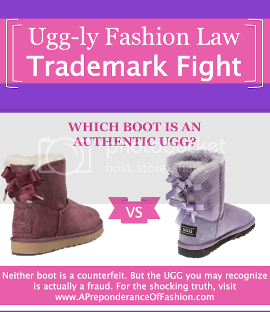 Ugg Trademark Case Could Get Ugg-ly For Ugg Australia