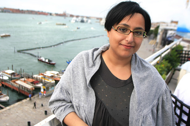 Sheikha Hoor Al-Qasimi President of the Sharjah Art Foundation and the Director of the Sharjah Biennial, she has also been chosen as the curator for next year's United Arab Emirates Pavilion at the Venice Biennale. Photo: Courtesy of Sharjah Art Foundation.