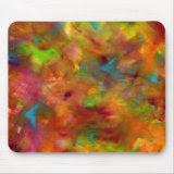 Rainbow Watercolor Mousepad