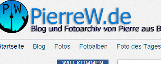 PierreW.de - Version 3 ist live! - Blog post -