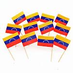 Venezuela | Venezuelan Flag Toothpicks (100)