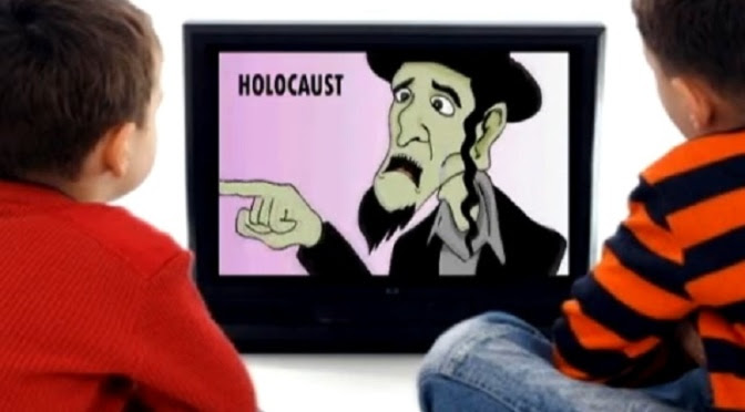 holohoax-brainwashing-children