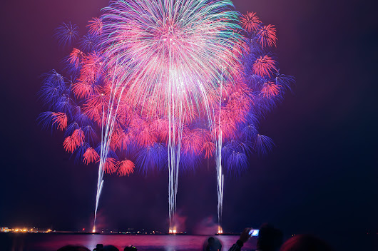 BI HONG PHOTOGRAPHY: Zhushi beach fireworks 2013 (逗子海岸花火大会)