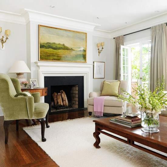 Modern Interior Design and Sensual Home Decor in Pastel ...