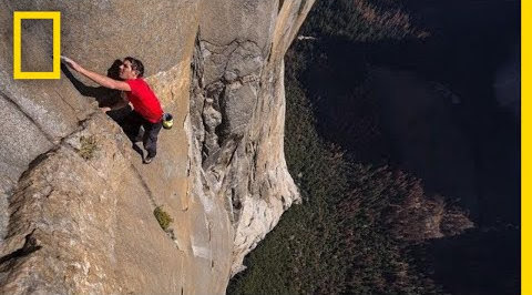[VIDEO] Free Solo 360 | National Geographic - Climbing.de