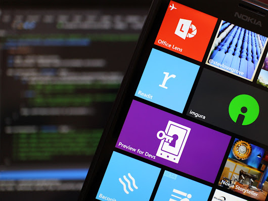 All you need to know about the Windows Phone 8.1 'Preview for Developers'