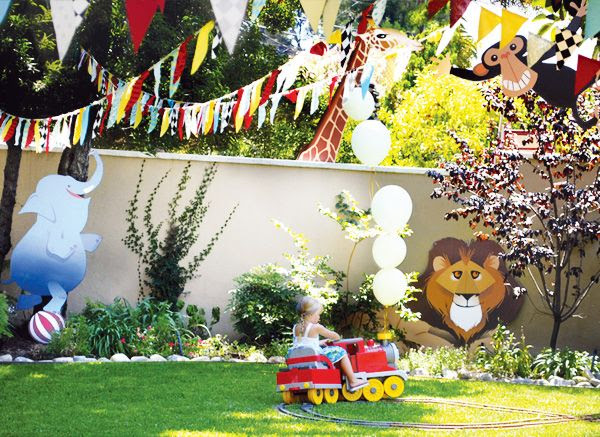 Kids Back Yard Party Ideas