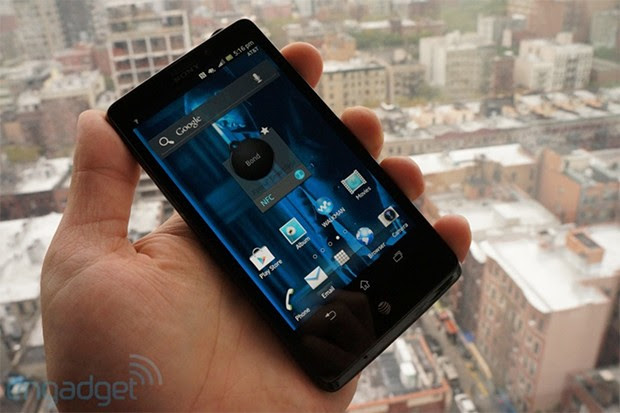 Sony Xperia TL comes to AT&T on November 2 for $99 with a two-year contract