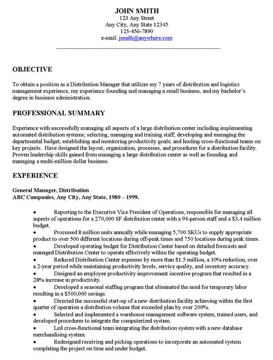 Elegant What S A Objective In Resume