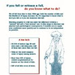 If You Fall or Witness a Fall, Do You Know What to Do? - Public Health Agency of Canada