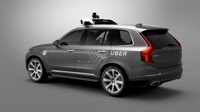 Uber Debuts Its First Fleet of Driverless Cars in Pittsburgh