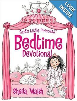 God's Little Princess Bedtime Devotional-A Review