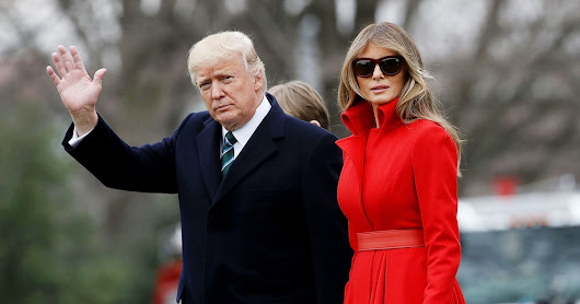 Report: Donald and Melania Trump Don't Sleep in the Same Bed