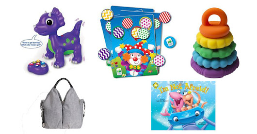 Weekly Roundup: Best Toys, Teething Products, Books, Diaper Bags, & More! Jan 29 - Feb 4