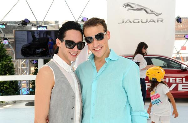 Johnny Weir and husband separate