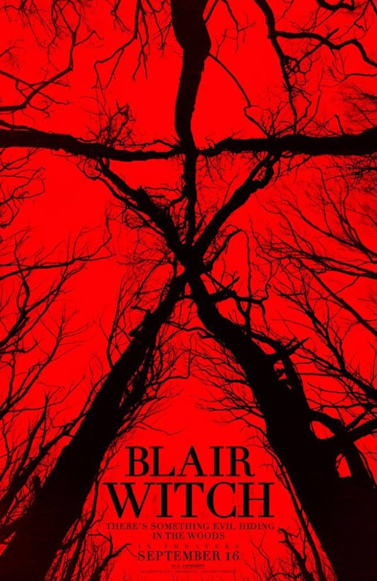 100 Words on Adam Wingard's Blair Witch (2016)