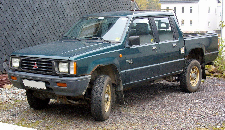 l200 mitsubishi pickup
