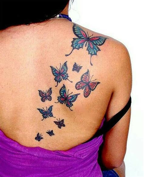 beautiful butterfly tattoos designs meanings