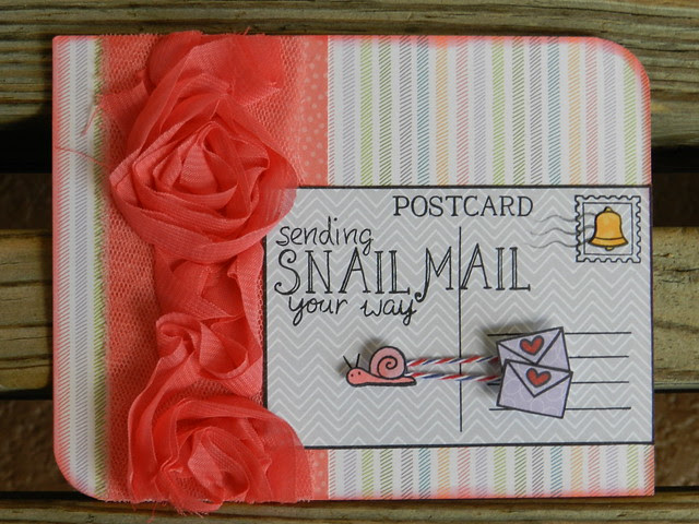 Sending Snail Mail your way