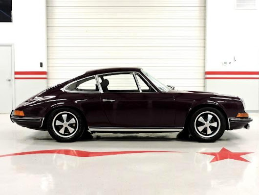 Used 1972 Porsche 911 for Sale in Atlanta GA 30566 Dick Barbour Performance