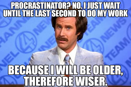Doing the Hardest Thing First — Defeating Procrastination - PressOn