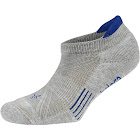 Balega Hidden Cool Sock - Kids' Grey/Blue