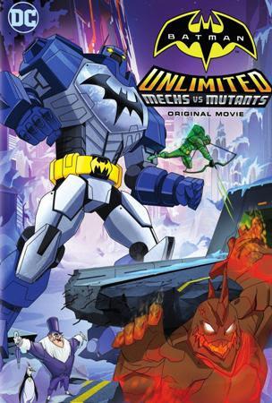 Batman Unlimited Mech vs Mutants 2016 Movie Download